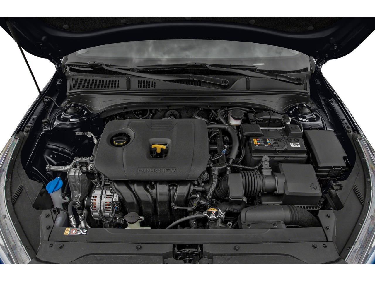 2021 Kia Forte EX+ IVT