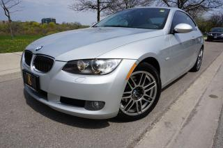 Used 2007 BMW 3 Series 6 SPD MANUAL / LOW KM'S / LOCAL CAR / DRIVERS CAR for sale in Etobicoke, ON