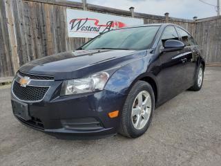 Used 2014 Chevrolet Cruze 2LT for sale in Stittsville, ON