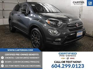 Used 2017 Fiat 500 X Trekking for sale in Burnaby, BC