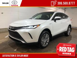 New 2021 Toyota Venza LIMITED for sale in Regina, SK