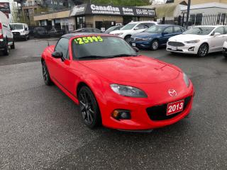 Used 2013 Mazda Miata MX-5 2.0L 4 CYL 167HP 6 SPEED MANUAL for sale in Langley, BC