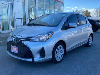 Used 2017 Toyota Yaris LE-ONE OWNER! for sale in Cobourg, ON