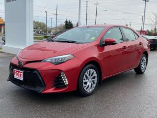 Used 2017 Toyota Corolla SE SPORT PKG! for sale in Cobourg, ON