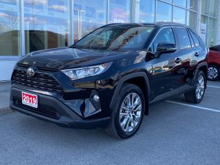 Used 2019 Toyota RAV4 XLE PREMIUM+PLATINUM WARRANTY 80,000 KMS! for sale in Cobourg, ON