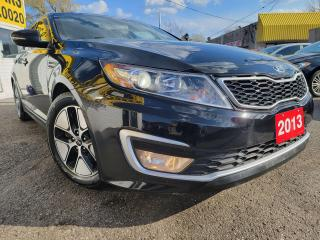 Used 2013 Kia Optima Hybrid/HID/NAVI/PANOROOF/PWR&MEM SEATS/LOADED for sale in Scarborough, ON
