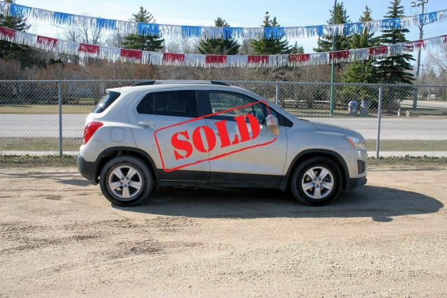 2016 Chevrolet Trax LT, Accident Free, Low Km