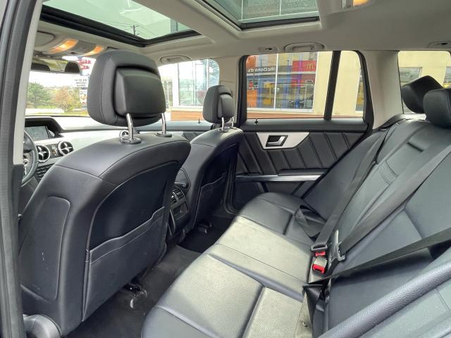 2013 Mercedes-Benz GLK350 GLK350 Navigation /Panoramic Sunroof /Leather Photo11