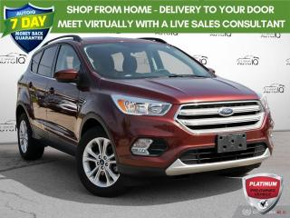 Used 2018 Ford Escape SE One Owner Trade In | Low Kms!! for sale in Oakville, ON