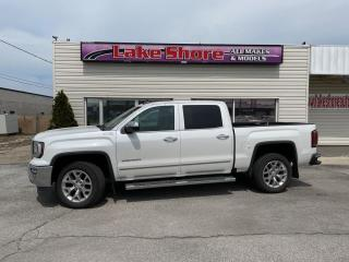 Used 2017 GMC Sierra 1500 SLT LEATHER for sale in Tilbury, ON