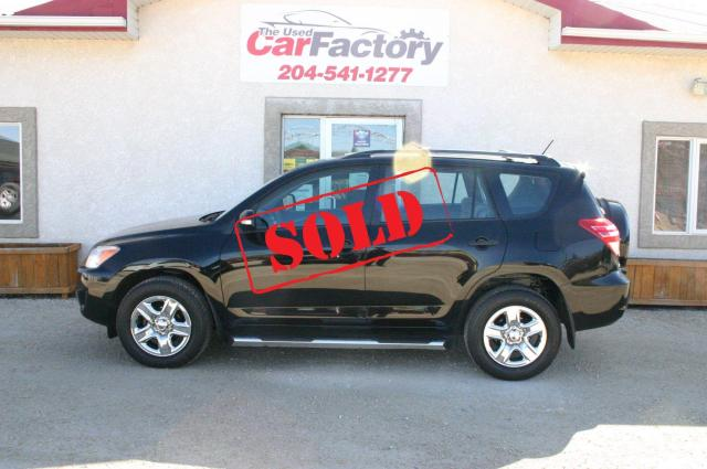 2009 Toyota RAV4 Accident Free, Only 83,000 KM