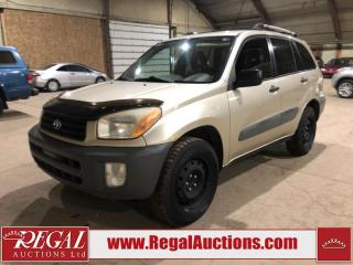 Used 2002 Toyota RAV4 4D HARDTOP 4WD for sale in Calgary, AB