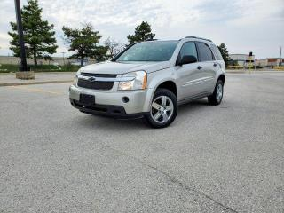 Used 2008 Chevrolet Equinox NO ACCIDENT, REMOTE START, CERTIFIED for sale in Mississauga, ON