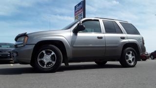 Used 2007 Chevrolet TrailBlazer LS for sale in Brandon, MB