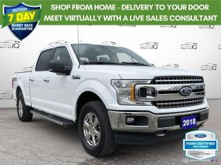 Used 2018 Ford F-150 XLT XTR 4x4/20 Wheels/Navi/Long Box for sale in St Thomas, ON