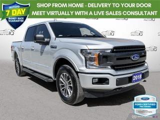 Used 2018 Ford F-150 XLT Sport 4x4/Navi/Remote Start/Tailgate Step for sale in St Thomas, ON
