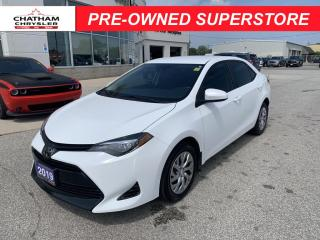 Used 2019 Toyota Corolla SE for sale in Chatham, ON