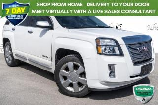 Used 2015 GMC Terrain Denali ALL WHEEL DRIVE! POWER LIFTGATE! POWER SUNROOF! for sale in Barrie, ON