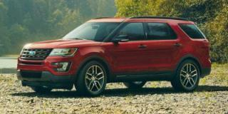 Used 2016 Ford Explorer Platinum for sale in Forest, ON