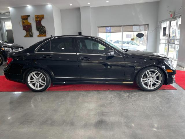 2014 Mercedes-Benz C300 C 300 Sport Sedan 4MATIC