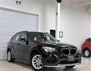 Used 2015 BMW X1 NAVIGATION REAR VIEW CAMERA PANORAMIC SUNROOF for sale in North York, ON
