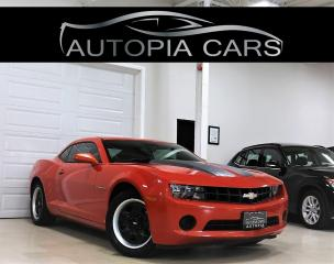 Used 2010 Chevrolet Camaro COUPE LS AUTOMATIC TRANSMISSION V6 for sale in North York, ON