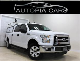 Used 2016 Ford F-150 4WD SuperCrew 157  XLT REAR VIEW CAMERA for sale in North York, ON