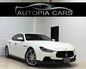 Used 2016 Maserati Ghibli S Q4 BLIND SPOT NAVI REAR VIEW CAMERA DRIVE ASSIST for sale in North York, ON