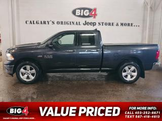Used 2018 RAM 1500 SLT for sale in Calgary, AB