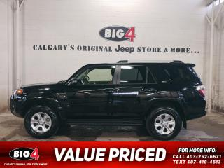 Used 2021 Toyota 4Runner for sale in Calgary, AB
