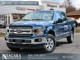 Used 2019 Ford F-150 XLT | LOCAL TRADE | LOW KMS for sale in Niagara Falls, ON