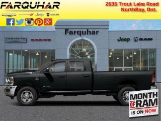 New 2021 RAM 2500 Big Horn for sale in North Bay, ON