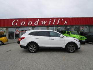 Used 2013 Hyundai Santa Fe XL! NICE 7 PASSENGER SUV! for sale in Aylmer, ON