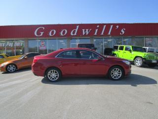 Used 2013 Chevrolet Malibu LT! ECO FACTORY REMOTE START! POWER DRIVERS SEAT! for sale in Aylmer, ON