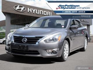 Used 2015 Nissan Altima 2.5 S for sale in North Vancouver, BC