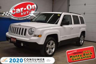 Used 2014 Jeep Patriot 4X4 | Only 69,000km | REMOTE STARTER | HEATED SEAT for sale in Ottawa, ON