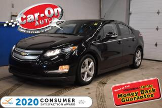 Used 2015 Chevrolet Volt PLUG-IN HYBRID | REAR CAM WITH SENSORS | HEATED SE for sale in Ottawa, ON