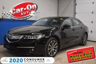 Used 2017 Acura TLX V6 Sh-AWD | ADVANCED PKG | HEATED/VENTED SEATS | N for sale in Ottawa, ON