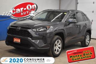 Used 2019 Toyota RAV4 LE | LANE DEPARTURE WARNING | REAR CAMERA | HEATED for sale in Ottawa, ON
