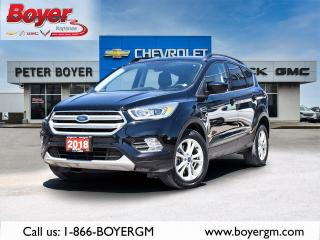 Used 2018 Ford Escape SEL SEL for sale in Napanee, ON