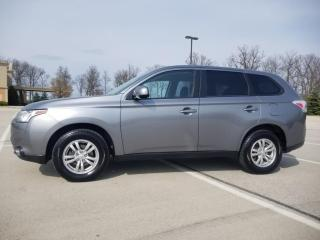 Used 2014 Mitsubishi Outlander 4WD 4dr ES for sale in Stoney Creek, ON