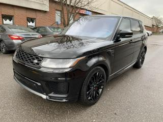 Used 2018 Land Rover Range Rover Sport V6 Supercharged HSE for sale in North York, ON