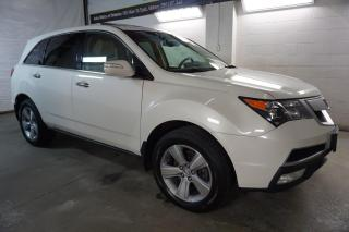 Used 2011 Acura MDX TECH AWD 7 PSSNGRS NAVI CAMERA CERTIFIED 2YR WARRANTY BLUETOOTH SUNROOF HEATED LEATHER MEMORY POWER SEAT for sale in Milton, ON