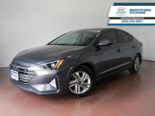 Used 2020 Hyundai Elantra APPLE CARPLAY | BACK UP CAM | HTD SEATS & STEERING for sale in Brantford, ON