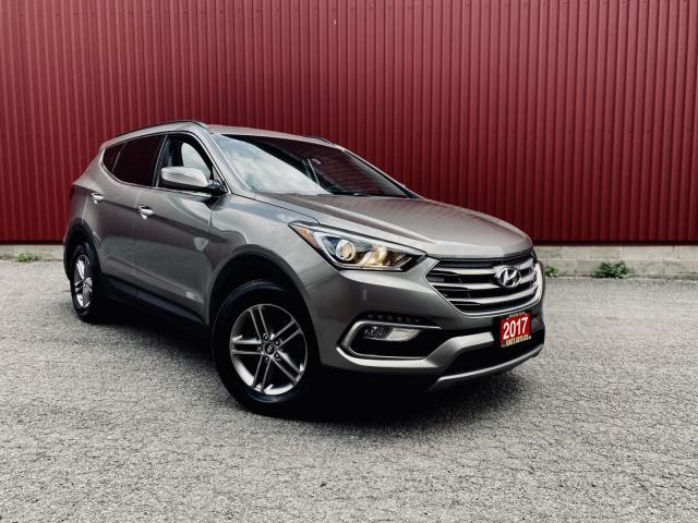 2017 Hyundai Santa Fe Sport 2.4, B-Cam, Bluetooth, Cruise Control!