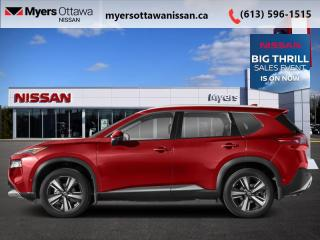 Used 2021 Nissan Rogue Platinum  -  Navigation -  Leather Seats for sale in Ottawa, ON