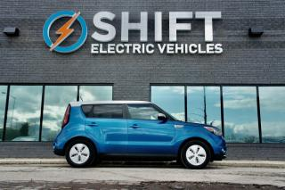 Used 2016 Kia Soul EV PLUS LOADED, HEATED STEERING, BACK UP CAMERA for sale in Oakville, ON