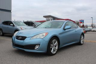 Used 2010 Hyundai Genesis Coupe 2.0T MANUAL for sale in Calgary, AB