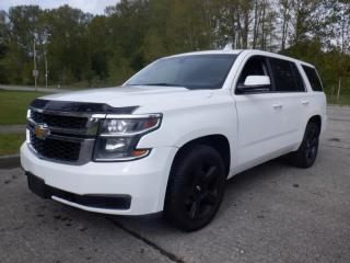 Used 2015 Chevrolet Tahoe 4WD Special Service Vehicle for sale in Burnaby, BC