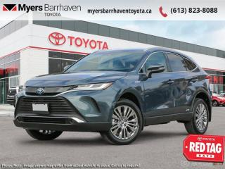 New 2021 Toyota Venza XLE  - Cooled Seats -  Navigation - $285 B/W for sale in Ottawa, ON